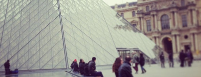 Musée du Louvre is one of Paris - best spots! - Peter's Fav's.