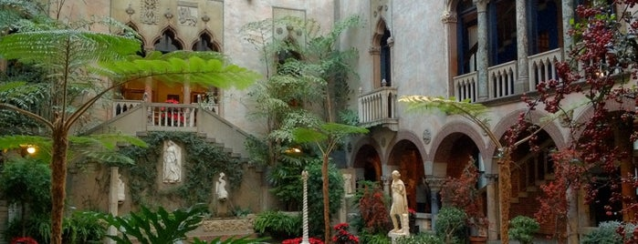 Isabella Stewart Gardner Museum is one of Boston Bucket List.
