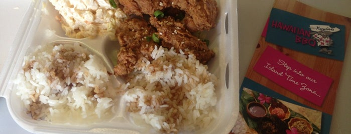 Kana Girl's Hawaiian BBQ is one of Boise.