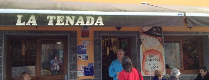 La Tenada is one of Restaurantes.