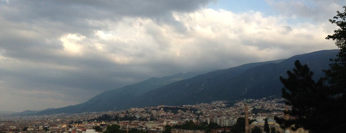 Tophane is one of Bursa'da.