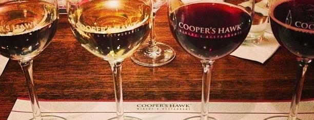 Cooper's Hawk Winery & Restaurant is one of Drink Spots in KC.