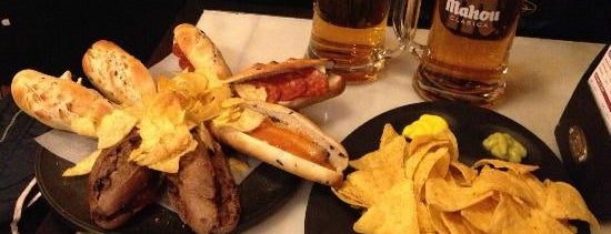 100 Montaditos is one of My Barcelona!.