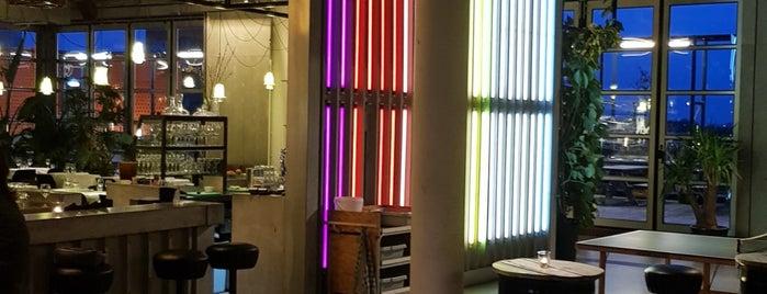 Restaurant Bureau is one of Z☼nnige terrassen in Amsterdam.