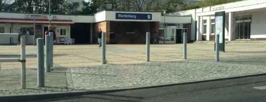 S Wartenberg is one of Bahnhoefe.