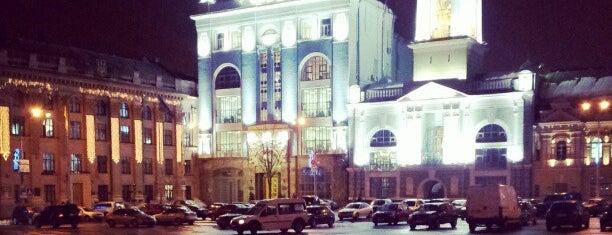 Контрактовая площадь is one of EURO 2012 FRIENDLY PLACES.