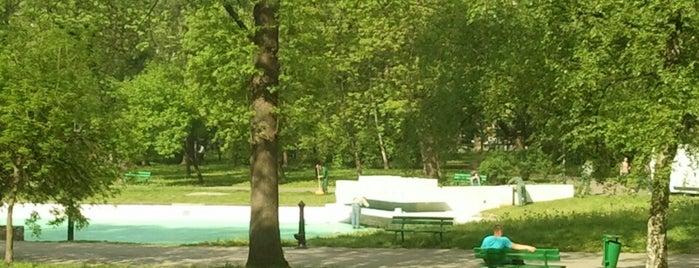 Park Krakowski is one of Kraków.