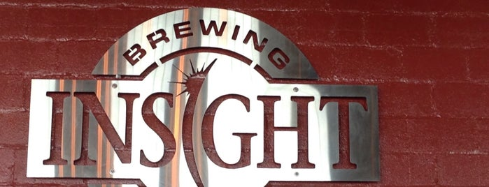 Insight Brewing is one of The 15 Best Trendy Places in Minneapolis.