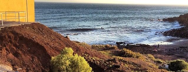 Los Abrigos is one of Islas Canarias: Tenerife.