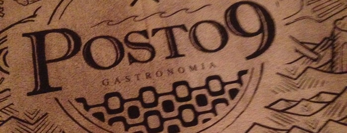 Posto 9 Gastronomia is one of CH to do list.