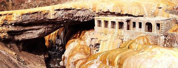Puente del Inca is one of Experience Mendoza.