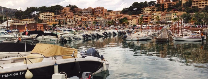 Port de Sóller is one of Mallorca.