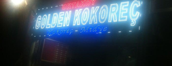 Golden Kokoreç is one of ✔️.