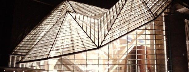 Shenzhen Concert Hall is one of Shenzhen.