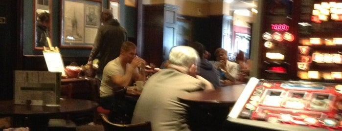 Wetherspoons Piccadilly is one of Favourite Boozers.