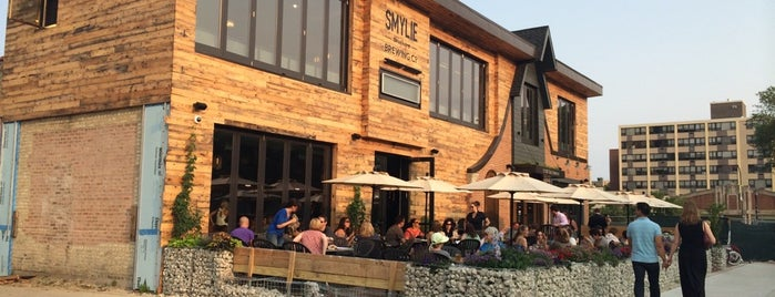 Smylie Brothers Brewing Co. is one of Chicagoland Breweries.