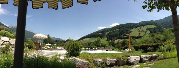 *****Deluxe Hotel & Spa Resort Alpenpalace is one of Alto Adige.