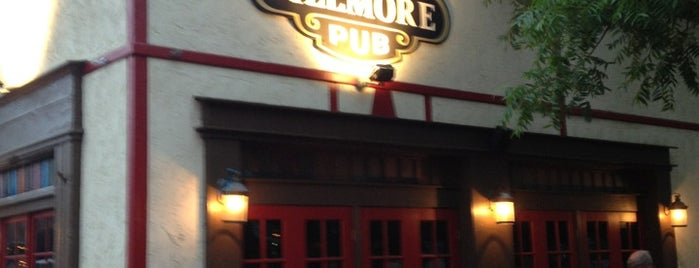The Fillmore Pub is one of Favorite Drinking Spots.