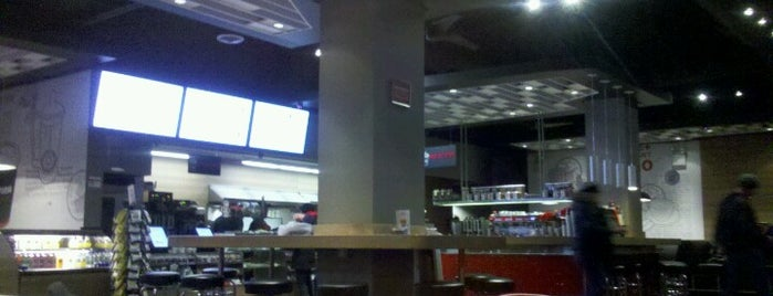 Aroma Espresso Bar is one of Best Coffices in New York.