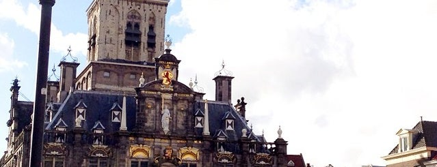 Delft is one of 1,000 Places to See Before You Die - Part 2.
