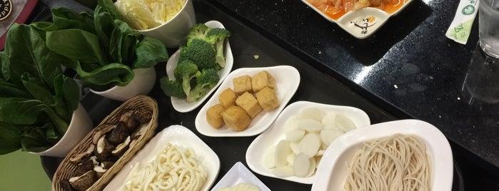 Little Sheep Mongolian Hot Pot is one of Manhattan Food.