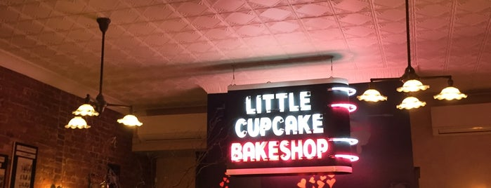 Little Cupcake Bakeshop is one of USA NYC BK Crown Heights.
