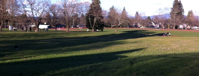 Fernhill Park is one of The 15 Best Dog Runs in Portland.
