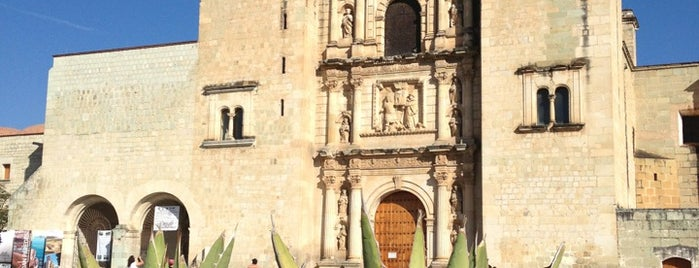 Templo de Santo Domingo de Guzmán is one of Travel Guide to Oaxaca.