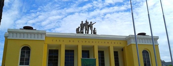 Museu do Expedicionário is one of Museus Curitiba.