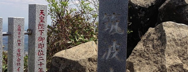 Mt. Tsukuba Nyotai-san is one of りんりんロードポタ♪.