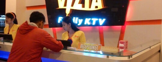 Inul Vizta is one of Karaoke Lounge in Makassar.