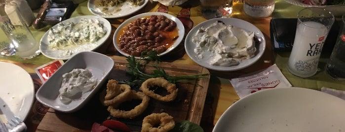 Mavi Ay Cafe is one of Balık Restoranları.
