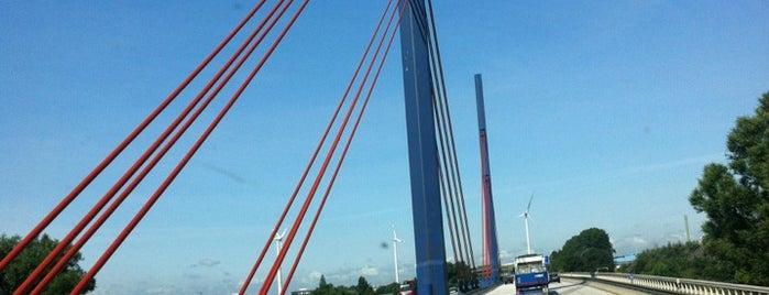 Norderelbbrücke is one of Gebt uns mehr Open Air.