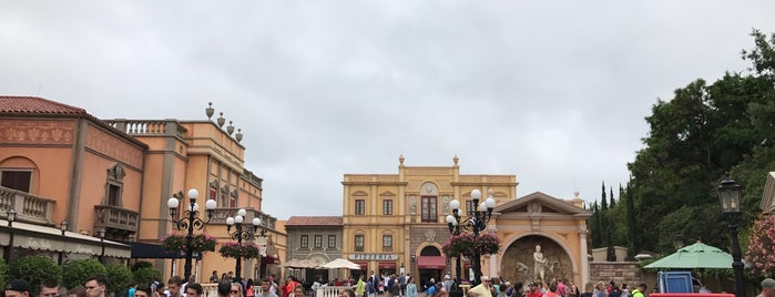 Italy Kidcot Fun Stop is one of Epcot World Showcase.