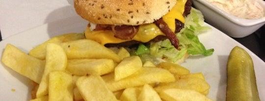 Texas Longhorn Burgers & Deli is one of Favorite Food.