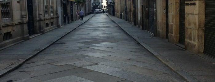 Rúa de Santo Domingo is one of Best of Ourense ❤.