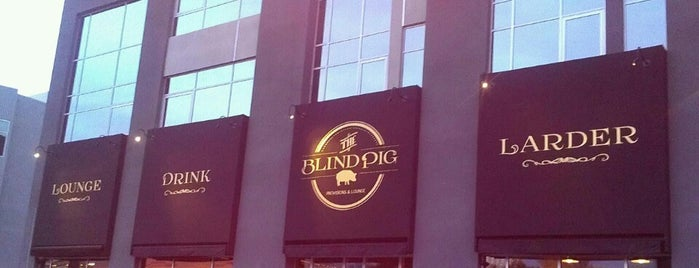 The Blind Pig is one of The 15 Best Places for a Custard in Las Vegas.