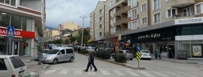 Dikkaldırım is one of Bursa | Osmangazi İlçesi Mahalleleri.