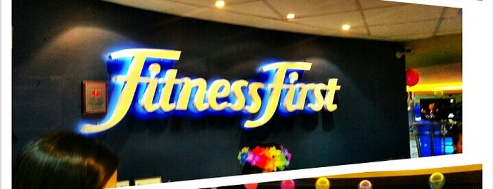 Fitness First is one of Top picks for Gyms or Fitness Centers.