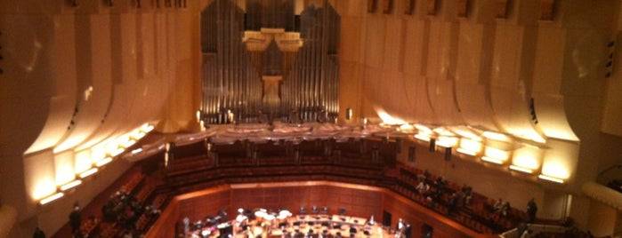 Louise M. Davies Symphony Hall is one of Establishments to Frequent.