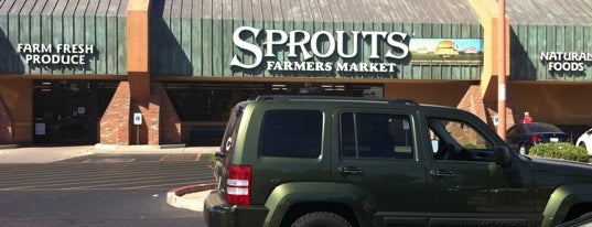 Sprouts Farmers Market is one of On my circuit of regular visits.