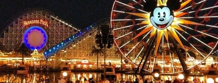 Paradise Pier is one of The 15 Best Places for Wine in Anaheim.