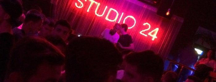 Studio 24 is one of Athens.