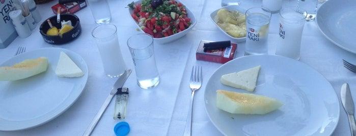 Damla Balık Restaurant is one of Yeme içme.