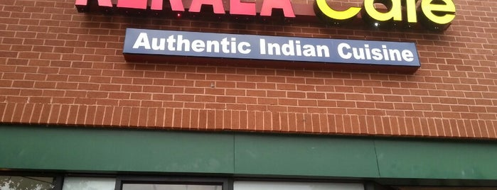 Kerala Cafe is one of DC Area Good Indian Food.