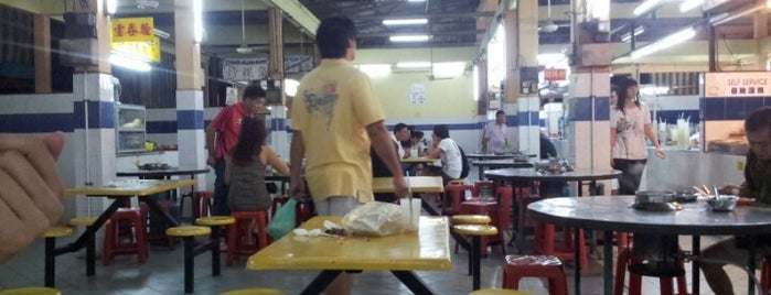 Medan Selera Taman Sentosa is one of Favorite Food.