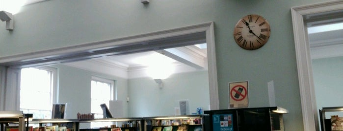 Manor House Library is one of Top 10 Things To Do In The Borough Of Lewisham.