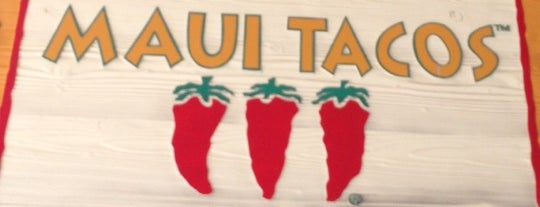 Maui Tacos is one of Establishments to Frequent.