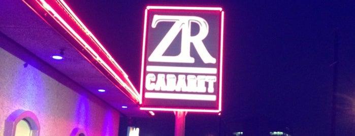 Zona Rosa Cabaret Houston