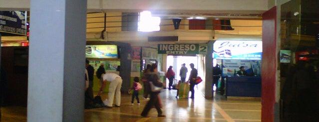 Terminal Terrestre de Cusco is one of Terminais!.